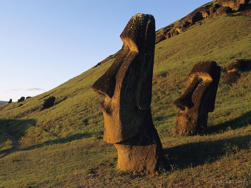 How Big Are Easter Island Statues